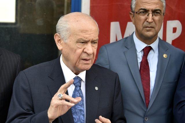 MHP Lideri Devlet Bahçeli'nin sağlık durumu hakkında son dakika açıklama