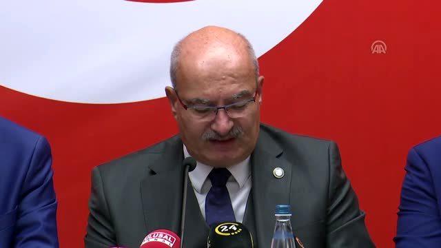 Barış Pınarı Harekatı'na 81 ilin oda ve borsalarından destek açıklaması (2)