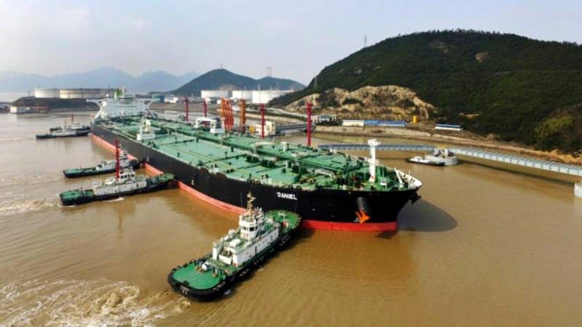 Çin 17 yıl üst üste dünyanın en büyük ham petrol ithalatçısı oldu