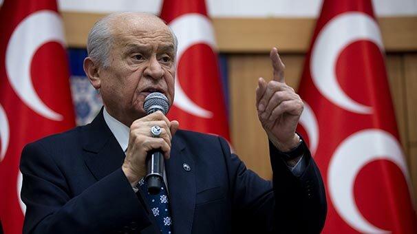 Devlet Bahçeli: Doğu Akdeniz'de açıkça Türkiye'ye tuzak kurulmakta