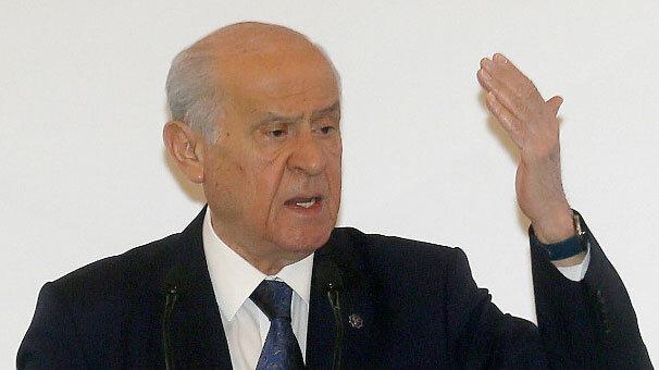 Devlet Bahçeli'den CHP Genel Başkanı Kılıçdaroğlu'na çağrı: Dokunulmazlığı sen getireceksin