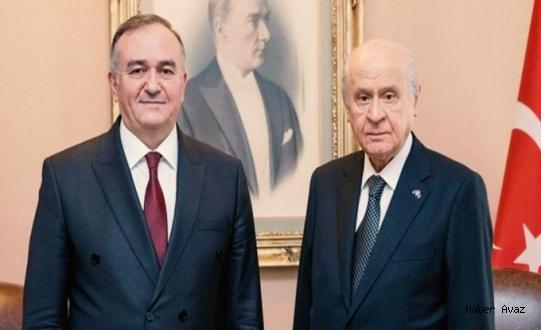 Erkan Akçay, MHP Genel Başkanı Devlet Bahçeli bütün görüşmeleri, çalışmaları anbean takip ediyor