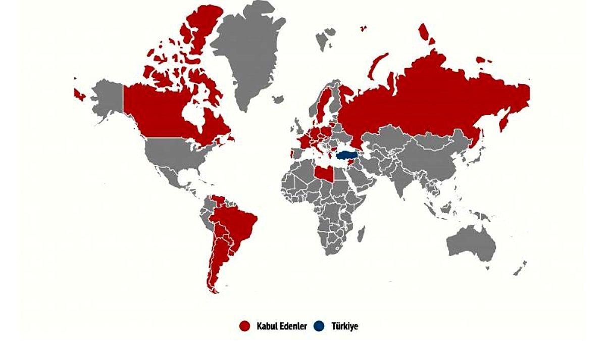 'Ermeni soykırımı' yalanını hangi ülkeler resmen tanıyor?