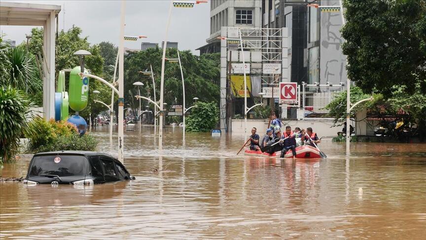 Felaketi yaşadılar! 28 bin kişi selden etkilendi