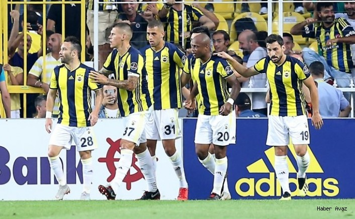 Fenerbahçe ilk peşinde!
