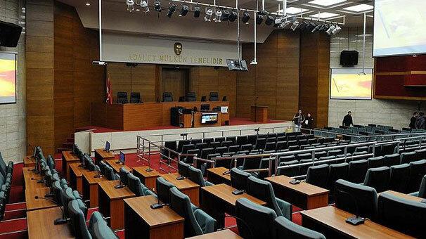 FETÖ'den yargılanan 7 zanlı tutuklandı
