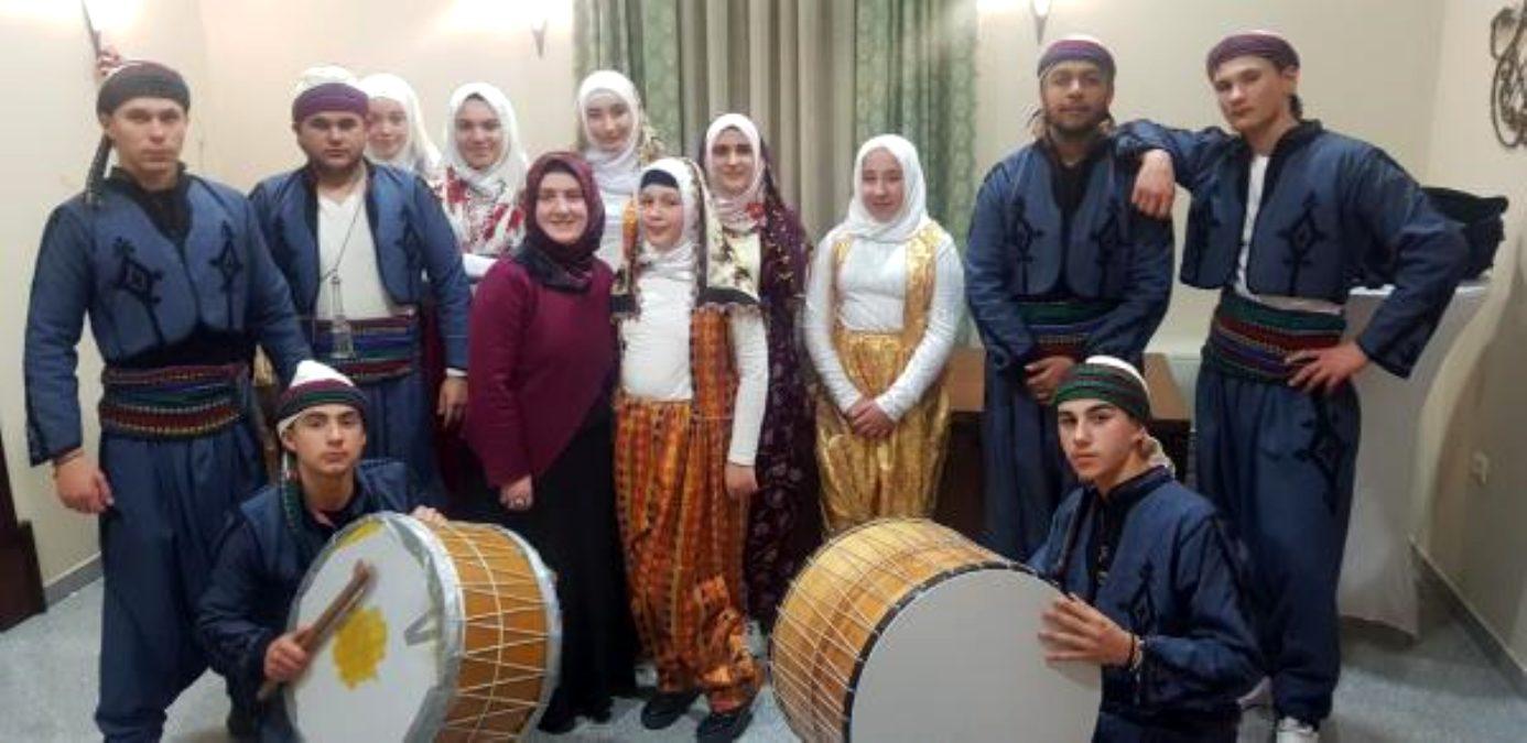 Haskova Müftülüğü, Türk Kültür ve Müzik Şöleni düzenledi