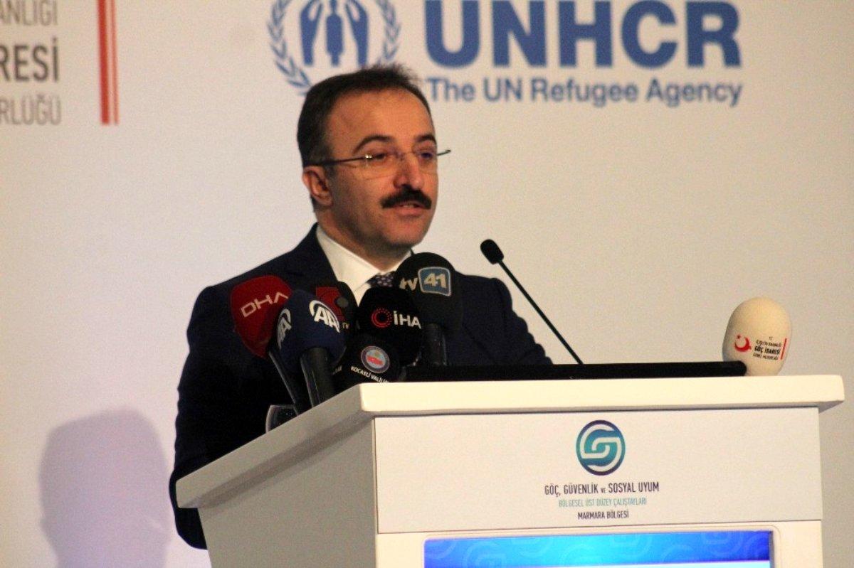 İçişleri Bakan Yardımcısı İsmail Çataklı Açıklaması