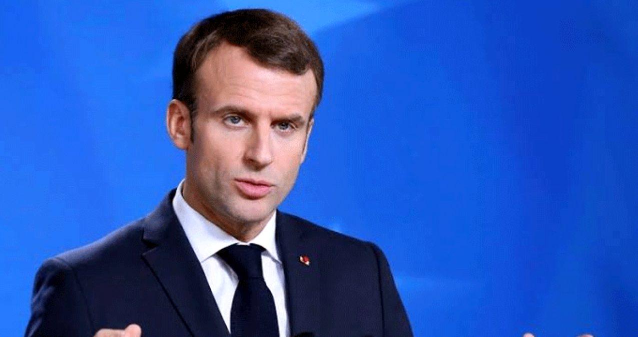 Macron aylar sonra itiraf etti: Akaryakıt zamları konusunda hatalı davrandık