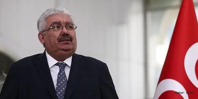 MHP'den Türkiye'yi küstahça tehdit eden Trump'a sert cevap:HADİ ORADAN