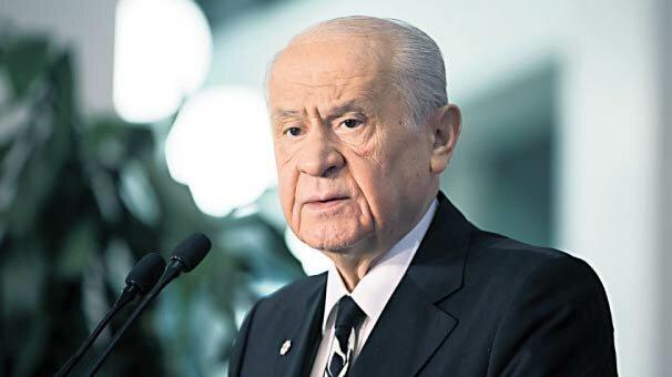 MHP Lideri Devlet Bahçeli 'Metanetimizi korumalıyız'