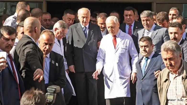 MHP Lideri Devlet Bahçeli'nin Başdanışmanı Eyüp Yıldız: