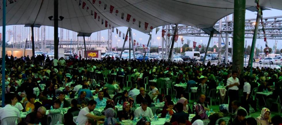 MHP Pendik İlçe Başkanlığından 5 Bin Kişilik İftar