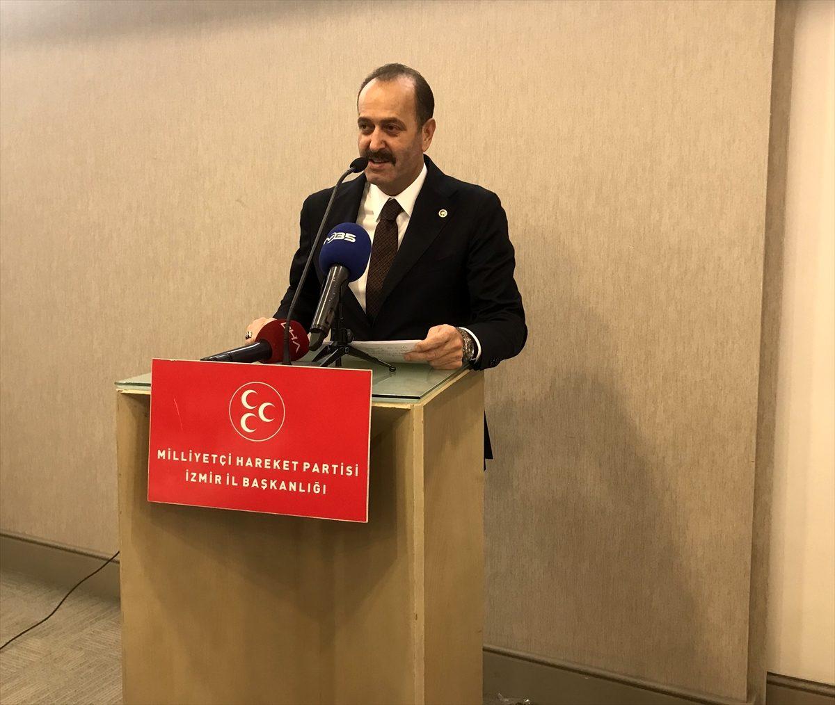 MHP'li Osmanağaoğlu'ndan Soyer'e terör eleştirisi