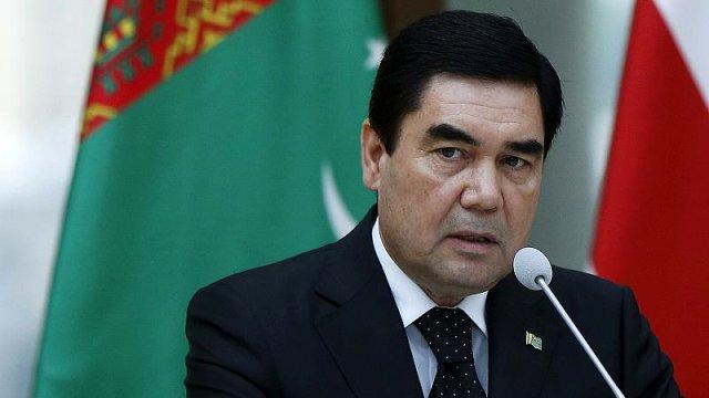Öldüğü iddia edilen Türkmenistan Devlet Başkanı Berdimuhammedov ilk kez ortaya çıktı