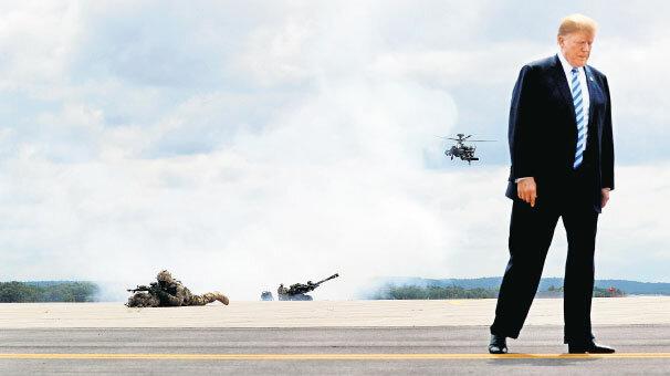 Ortadoğu'ya 120 bin ABD askeri iddiası!