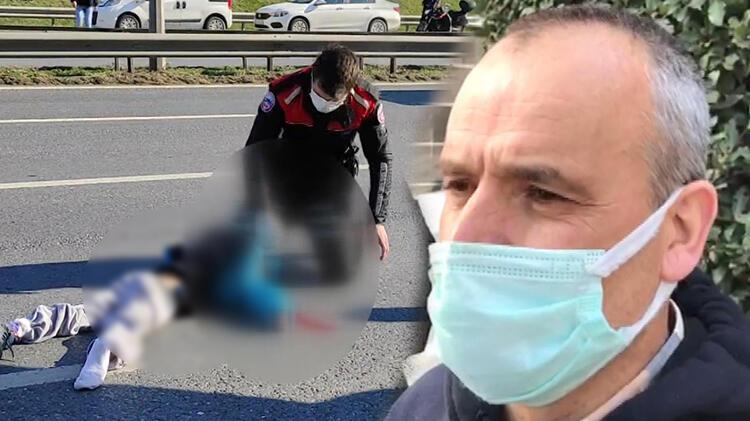 Otomobilin altında kalan çocuğun durumu kritik! Sürücü serbest bırakıldı