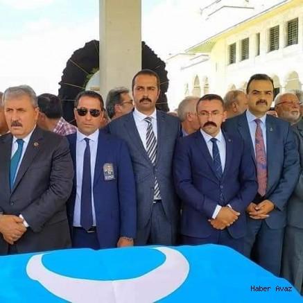 Prof. Dr. Mustafa Kafalı Son Yolculuğuna Uğurlandı