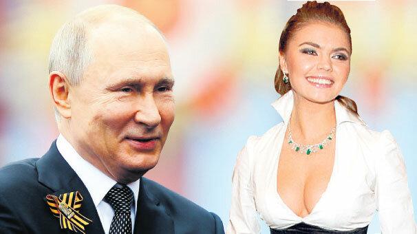 Putin'in sevgilisi Kabaeva ikiz doğurdu