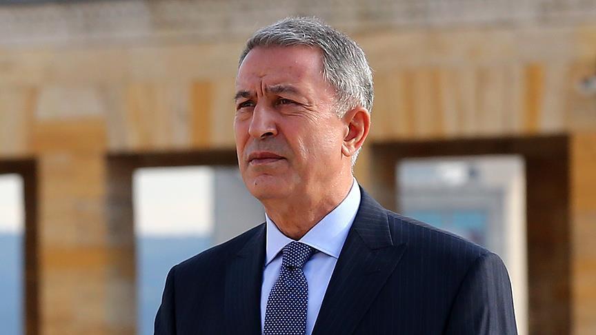 Son dakika! Bakan Akar'dan önemli Libya açıklaması: Kaçtı!