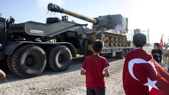 Suriye sınırında hazırlık: Türkiye'nin önceki askeri operasyonlarında neler yapıldı?