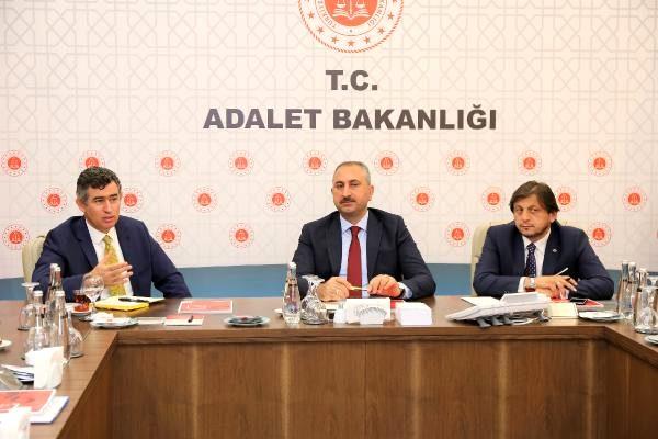 TBB Başkanı Feyzioğlu: Yargı Reformu paketi genişletilecek