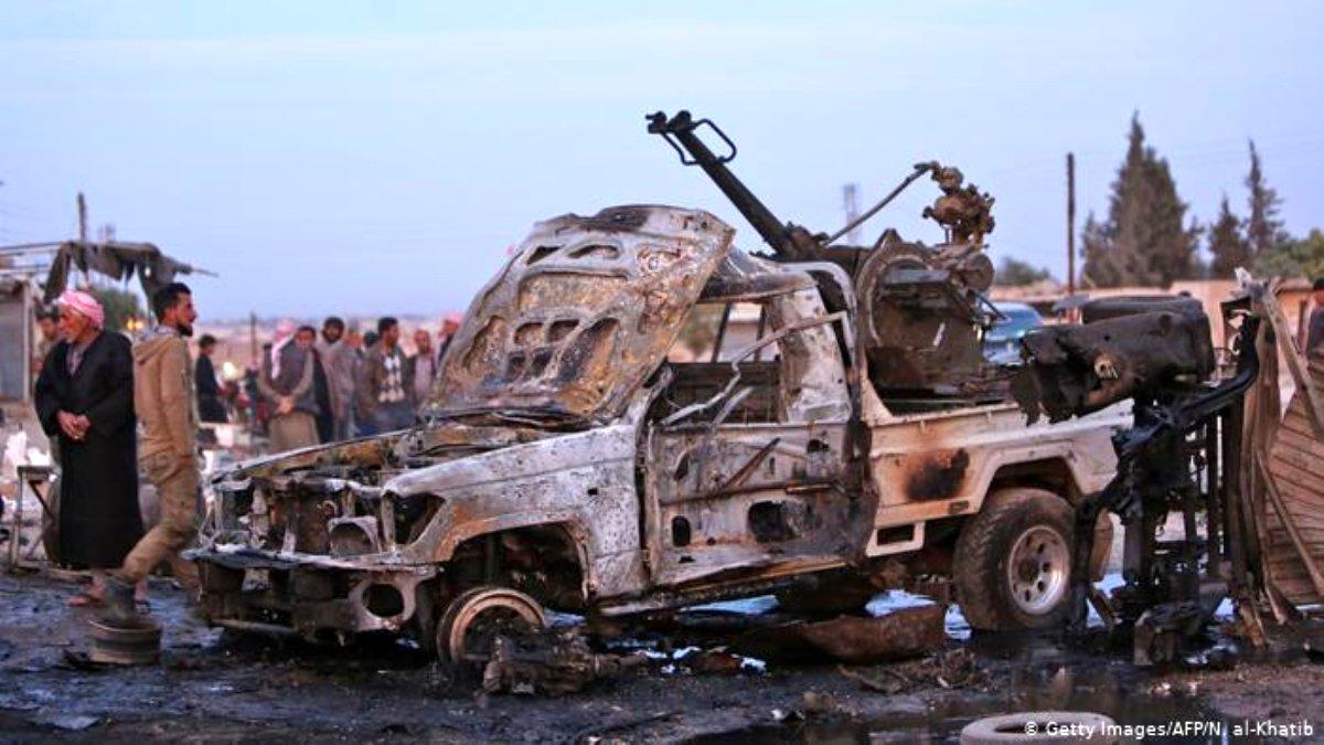 Tel Halef'te saldırı: 17 ölü