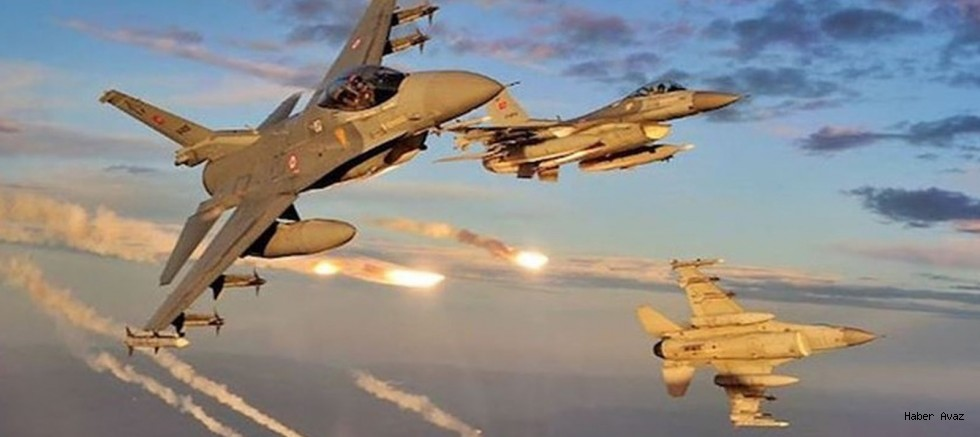 TSK ve MİT'in ortak operasyonuyla 9 terörist öldürüldü