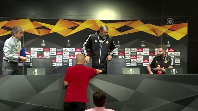 Wolverhampton Wanderers maçının ardından - Nuno Espirito Santo