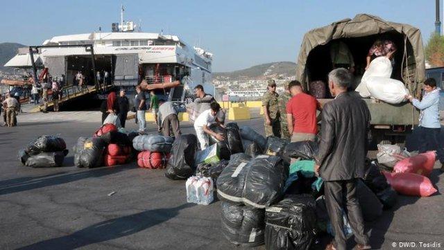 Yunanistan 10 bin sığınmacıyı Türkiye'ye iade edecek