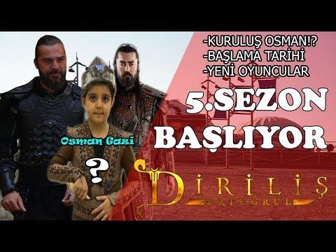 DİRİLİŞ ERTUĞRUL YENİ SEZON BAŞLIYOR 5.Sezon Fragmanı