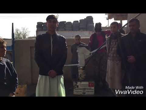 MARUMDER Fırat Yılmaz Çakıroğlu için Afganistan'da Su Kuyusu Açtı