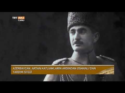 Nuri Paşa ve Kafkas İslam Ordusu ile Bakü   Şehit Olan Osmanlı Askerleri   TRT Avaz